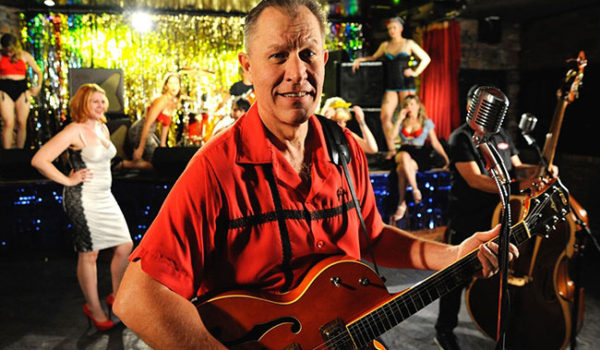 Catch Reverend Horton Heat for Free
