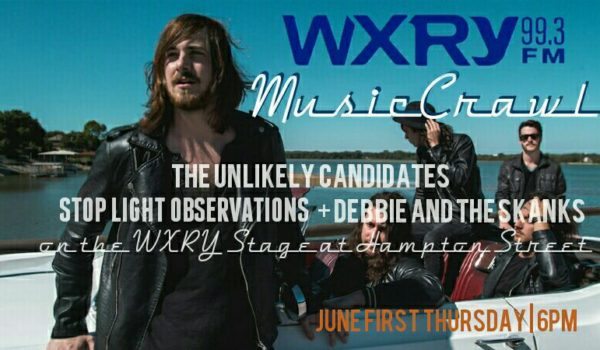 WXRY Music Crawl