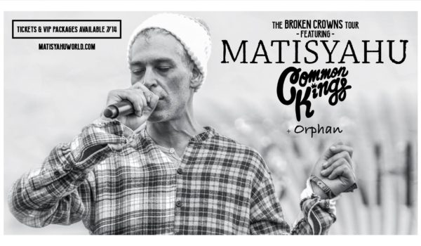 Matisyahu Coming to Music Farm