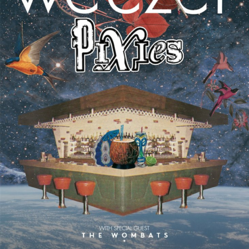 Weezer and Pixies Summer Tour 2018