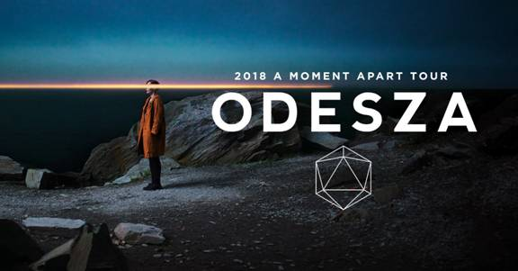 "ODESZA Announces New ""A Moment Apart Tour"" Dates"
