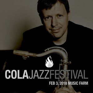 ColaJazz Festival Headlined by Chris Potter