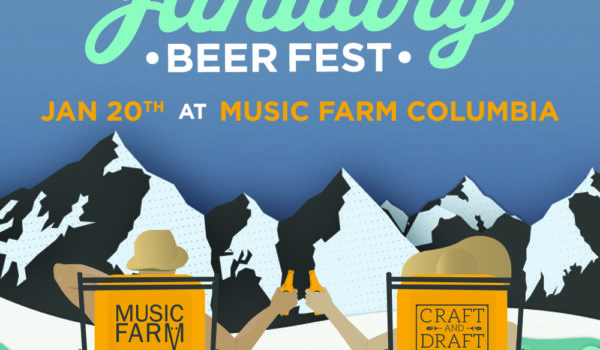 WIN Tickets to June in January Beer Festival @ Music Farm