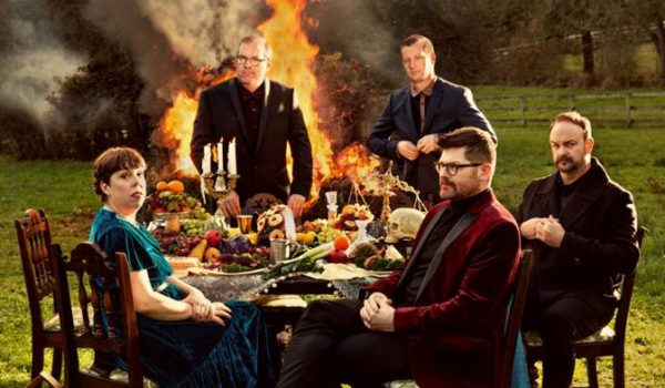 The Decemberists Announce Charlotte & Durham Dates on YOUR GIRL/YOUR GHOST 2018 World Tour