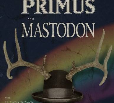 Concert Announcement: Primus and Mastodon with All Them Witches