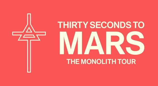 Tour Announcement: Thirty Seconds To Mars