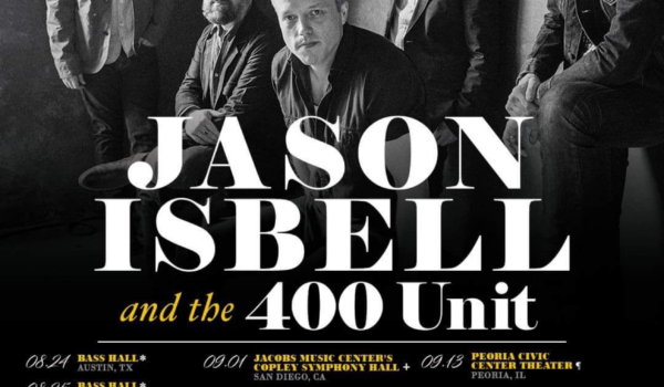 Jason Isbell and The 400 Unit Extend 2018 Summer Tour