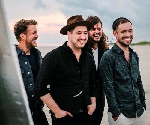 Mumford & Sons PR Photo
