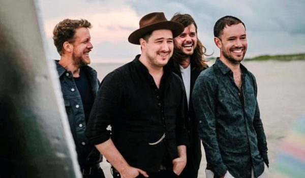 Mumford & Sons confirm Worldwide tour coming to Raleigh & N. Charleston